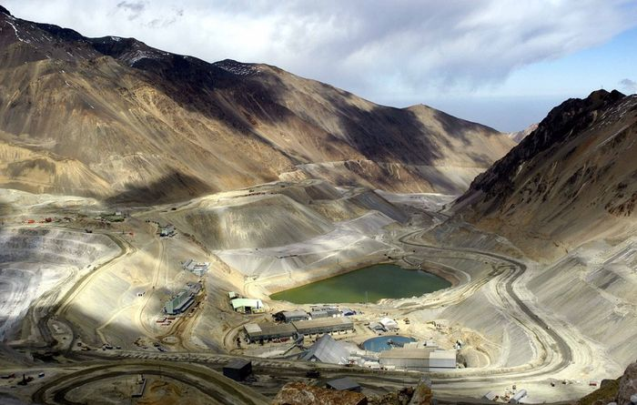 Anglo American usa classificador de minério em mina no Chile