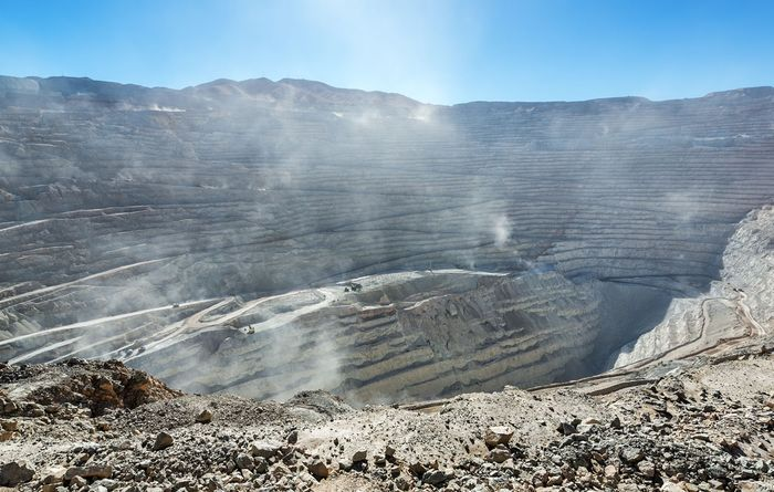 Codelco alerta para menor demanda por cobre na China