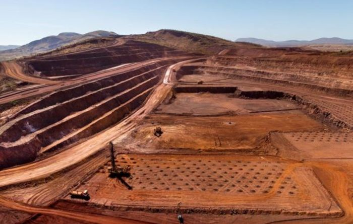 Rio Tinto Iron Ore Pilbara operations May 14